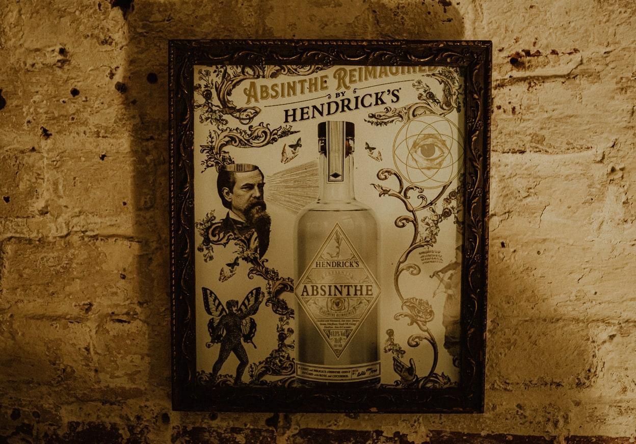 Hendricks Absinthe