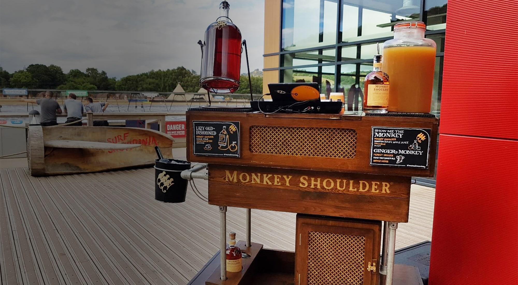Monkey Trolley